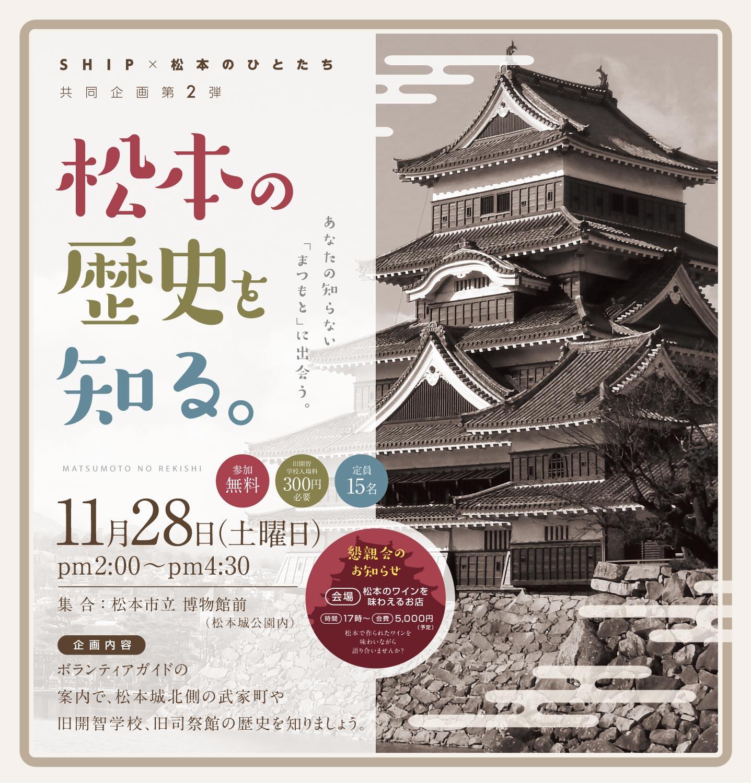 松本市 歴史